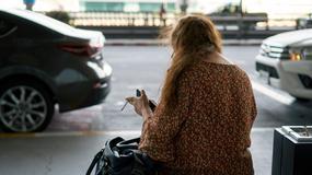 Wyszła na papierosa przed odlotem. Sparaliżowała pracę całego lotniska