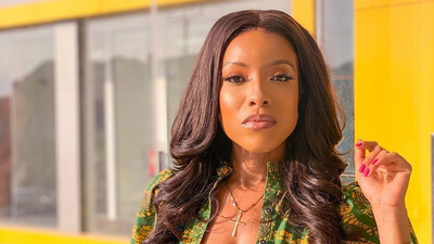 How Joselyn Dumas proves she's an African angel with her looks