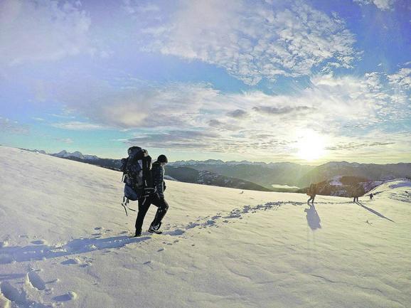 Pešačenje dugo 300 kilometara po vrletima Albanije trajalo osam dana
