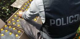 Policjanci zlikwidowali wytwórnię papierosów