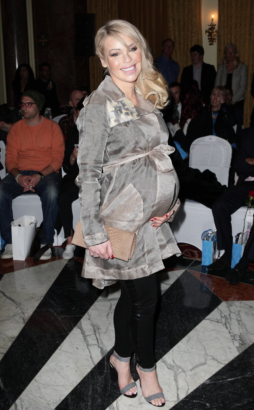 Katie Piper w ciąży