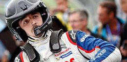 Kubica będzie mistrzem świata