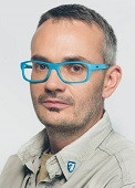 Mateusz Zmyślony dyrektor kreatywny agencji marketingowej ESKADRA, współtwórca Open Eyes Economy Summit