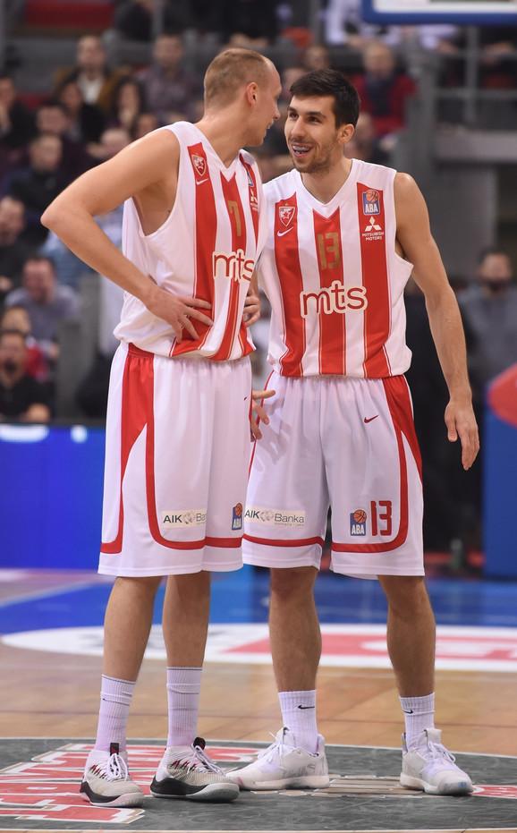 Dejan Davidovac i Ognjen Dobrić