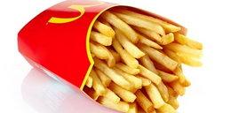 Rewolucja w McDonald's! Zupełnie nowe frytki
