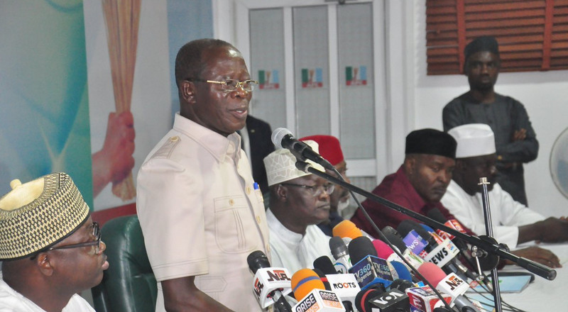APC chieftain says Oshiomhole key to party's discipline, re-positioning