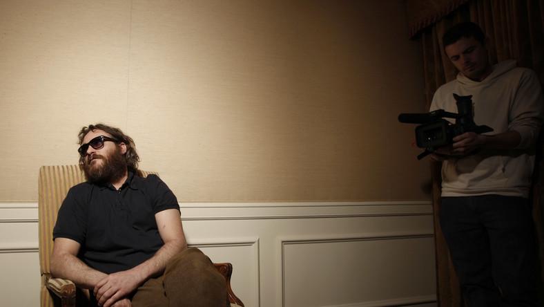 """""""Joaquin Phoenix. Jestem jaki jestem"""""""