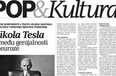 POP Kultura Cover Tesla