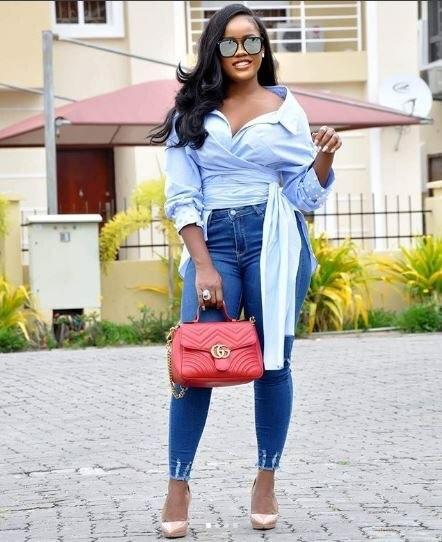 Big Brother Naija contestant, Cynthia 'Cee-C' Nwadiora