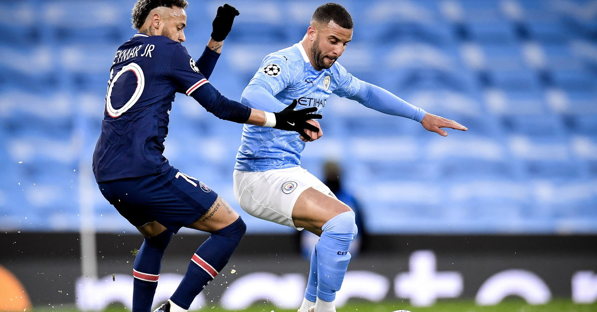 Champions League: City – PSG.  We have our first finalist!  There was a fight