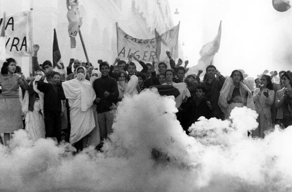 """Bitwa o Algier"", reż. Gillo Pontecorvo, 1966 r."