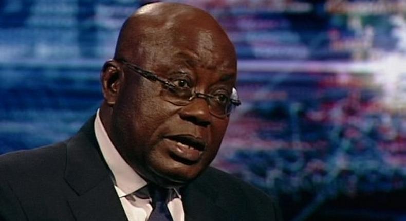 NPP Presidential candidate, Nana Akufo-Addo
