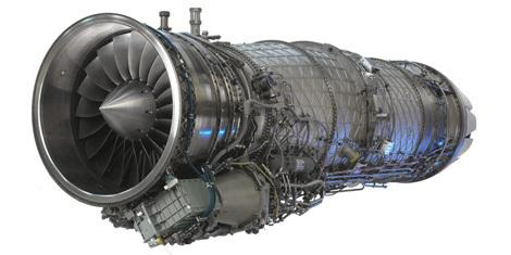 Silnik Eurojet EJ200