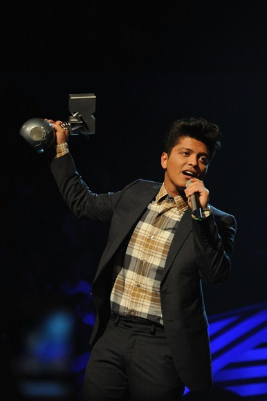 Bruno Mars (fot. Getty Images)