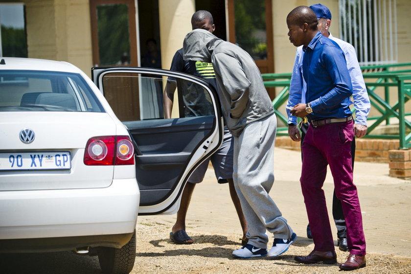 Pistorius opuszcza posterunek policji