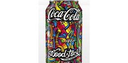 Nowa puszka Coca-Coli!