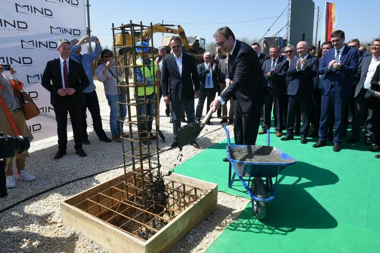Industrijski park Mind u Kragujevcu - novi poslovi za naše inženjere