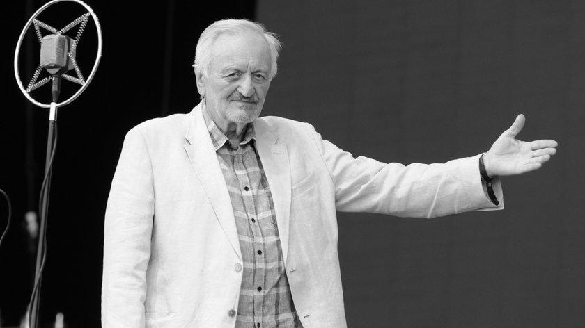 Milan Lasica nie żyje. Odszedł tuz po zakończeniu koncertu. Kondolencje rodzinie nadesłali prezydent Słowacji i premier