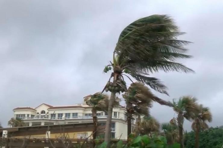 Suptropska oluja Alberto
