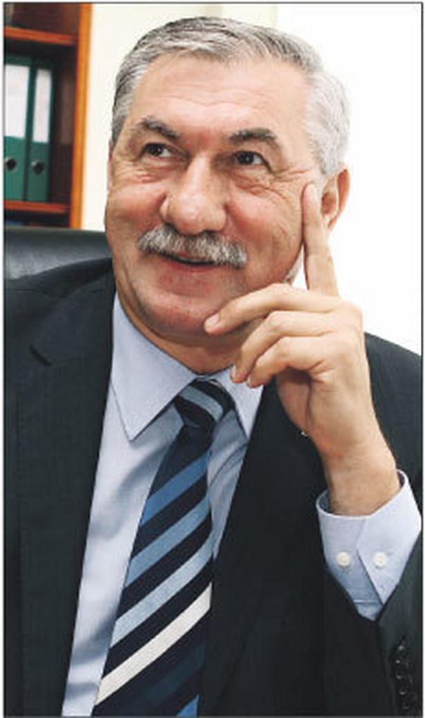 Edward Nowak, prezes Bumar sp. z o.o. Fot. Wojciech Górski