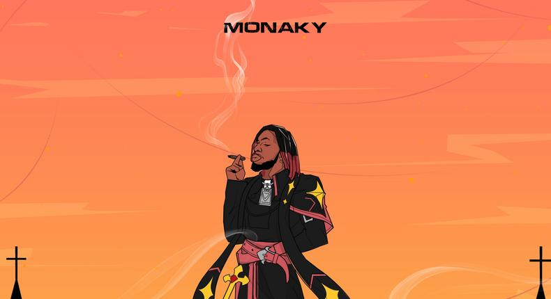 Monaky returns with new single titled 'The Goat' (Audio + Video)