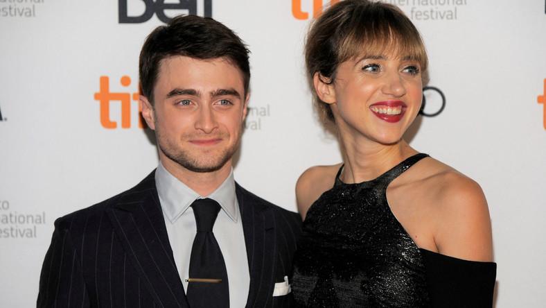 """Daniel Radcliffe i Zoe Kazan na premierze """"The F Word"""""""