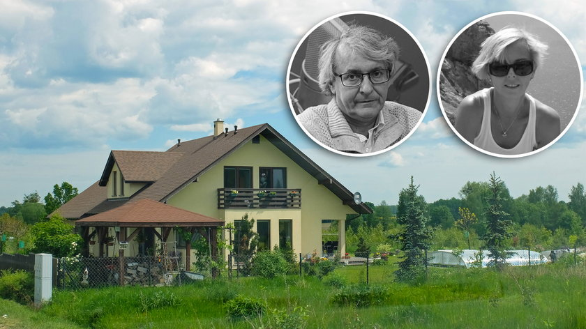 Pogrzeb prof. Łapińskiego i dr Małgorzaty Michalewicz. Podano datę