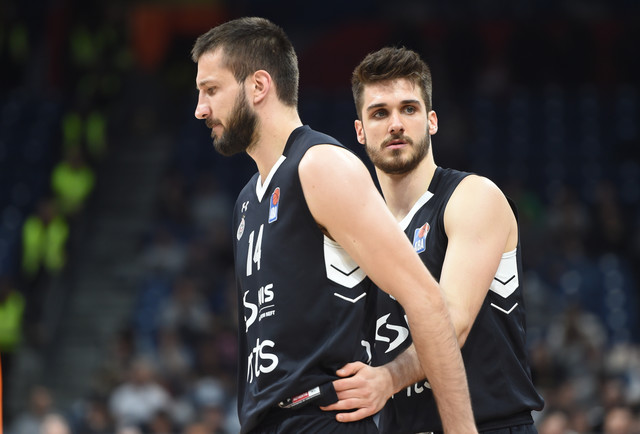 Stefan Birčević i Rade Zagorac