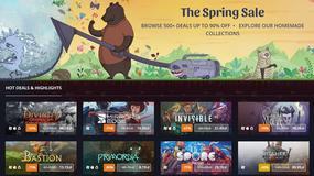 GOG.com – ruszyła wiosenna wyprzedaż