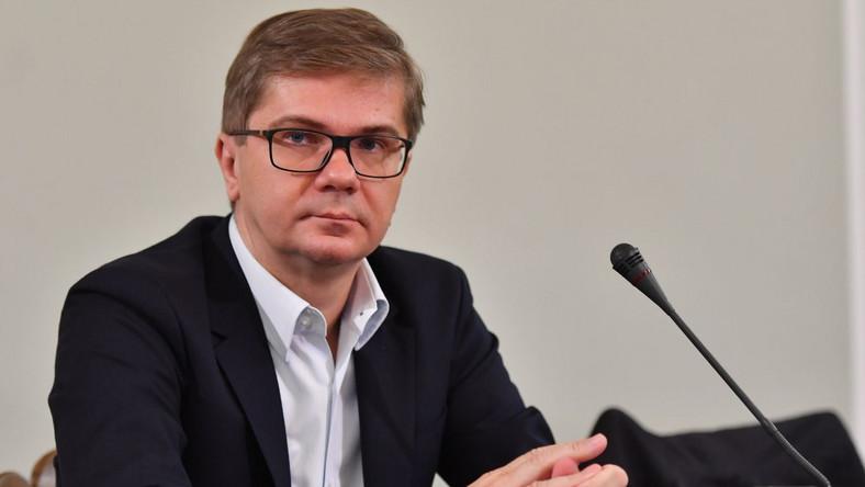 Sylwester Latkowski PAP/Bartłomiej Zborowski