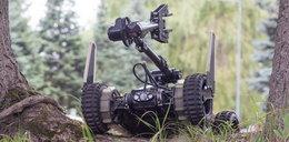 Fenix - polski robot dla saperów