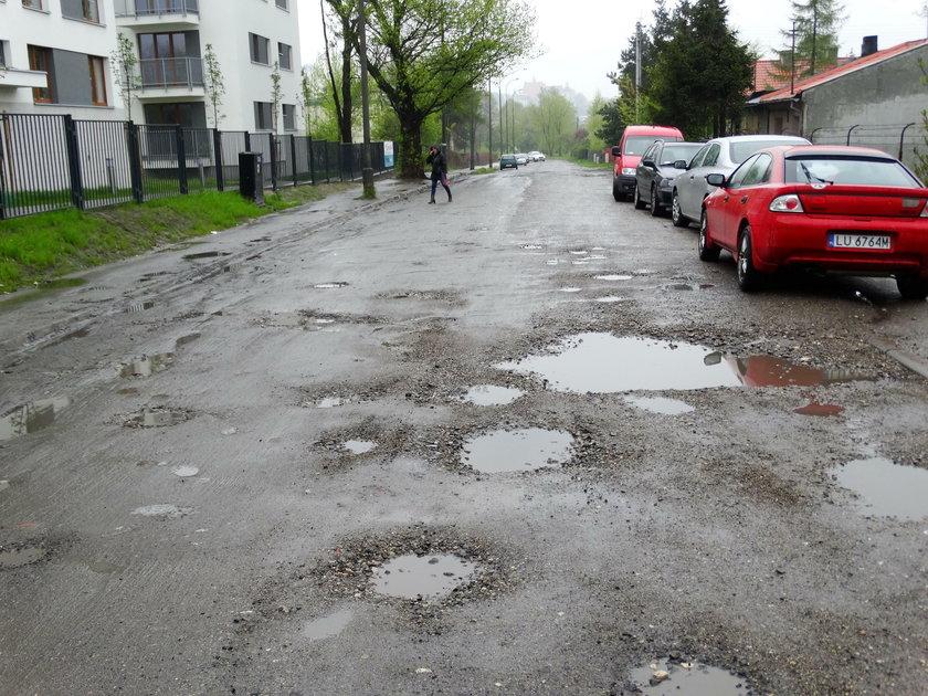Ulica Firlejowska