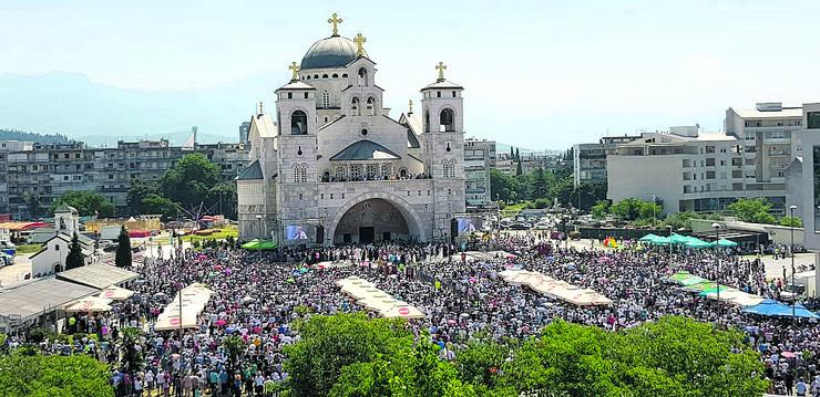 srpska crkva u Crnoj Gori