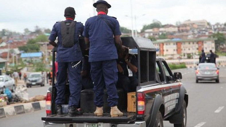 Image result for NSCDC officer docked over alleged armed robbery