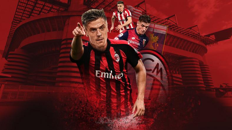 6299ca957 Krzysztof Piątek już we wtorek może oficjalnie przejść do AC Milan ...