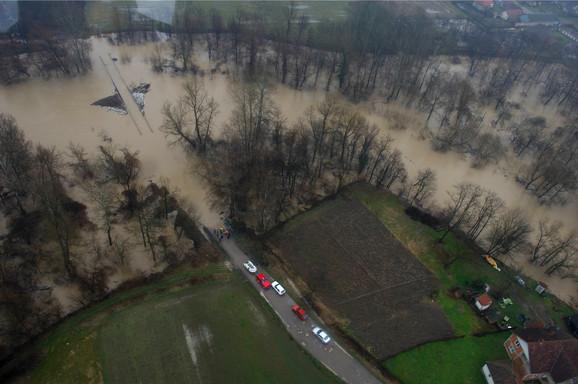 Poplave u Obrenovcu 2014. godine