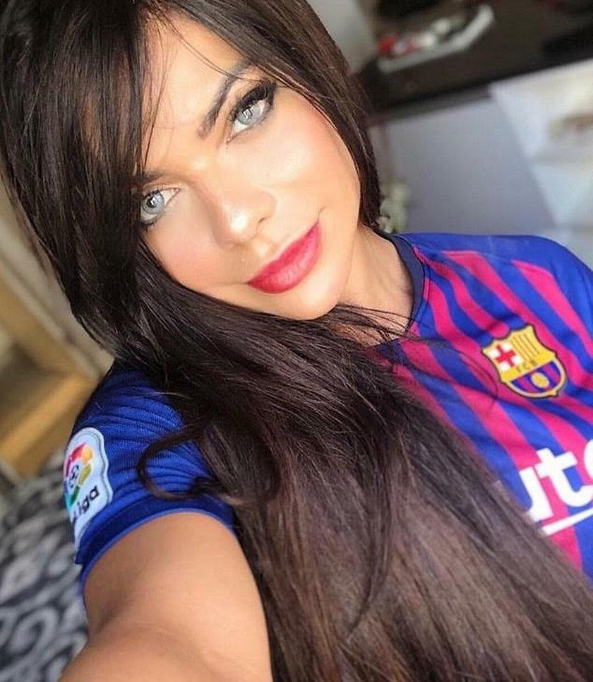 Brazylia: Miss Bum Bum zszokowała fanów. Wytatuowała nazwisko Messiego