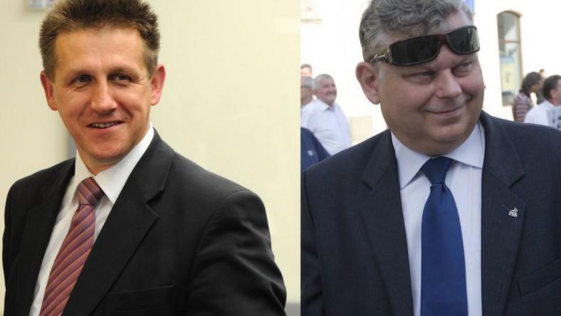 Jan Bury złożył pozew wyborczy przeciwko Markowi Suskiemu