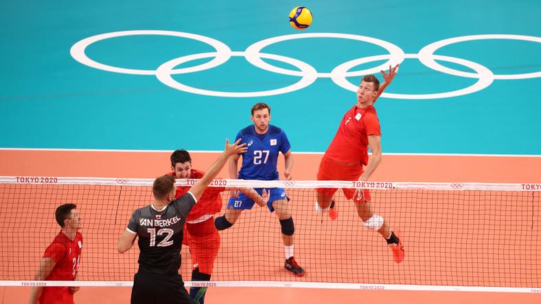 Rosyjski Komitet Olimpijski - Kanada