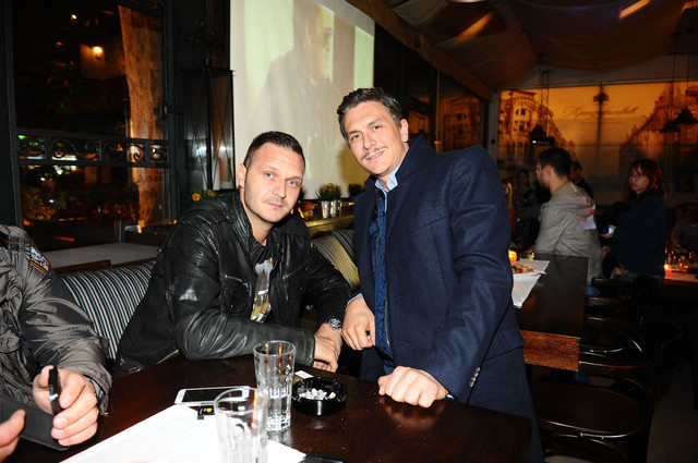 Dejan Petrović i Branislav Tomašević