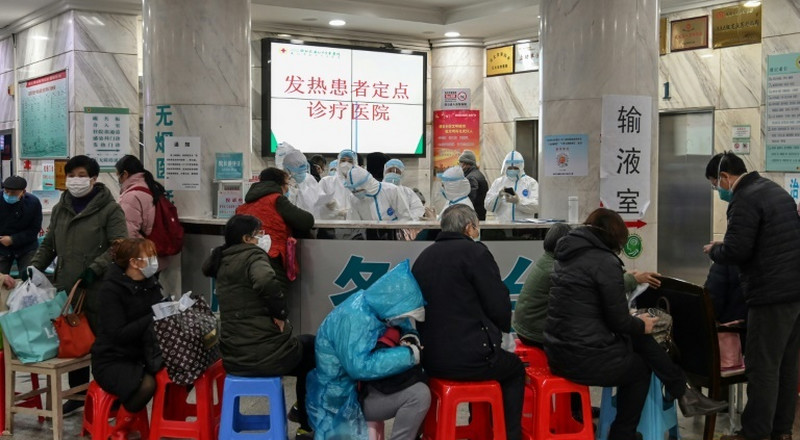China races against the clock to build virus hospitals