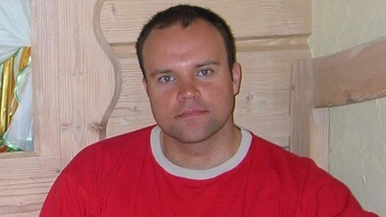 Tomasz Sanecki, fot. archiwum autora