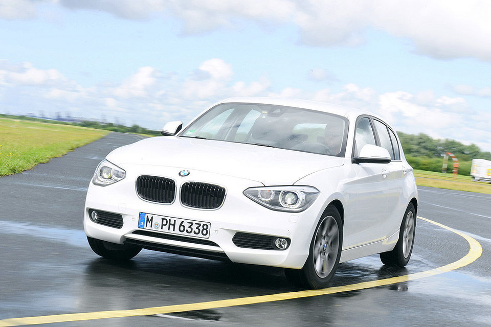 BMW 116d EfficientDynamics Edition (116 KM)