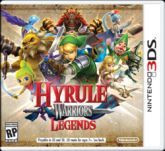 Okładka: Hyrule Warriors Legends, Hyrule Warriors