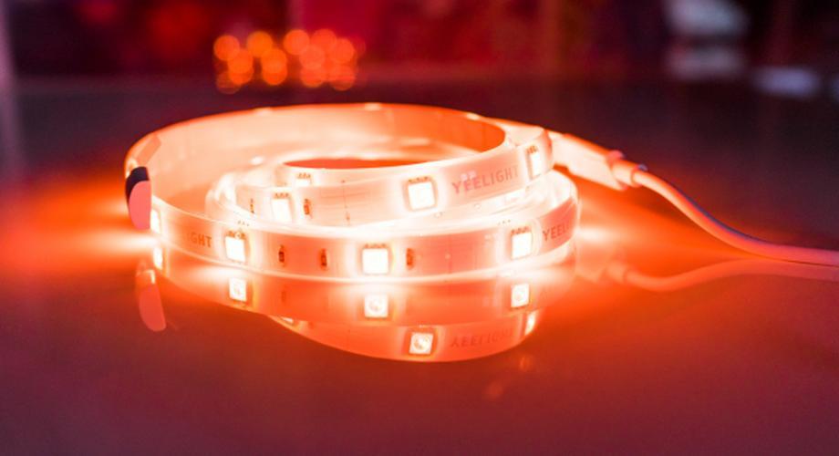 Xiaomi Yeelight Smart Light Strip im Test