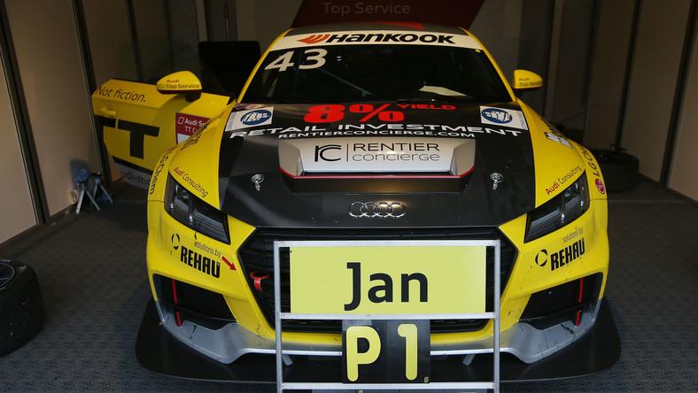 Jan Kisiel pierwszym mistrzem serii Audi Sport TT Cup
