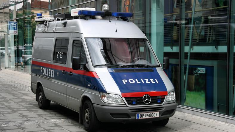 Eksplozja w Wiedniu. Runęła kamienica, są ranni