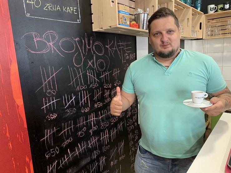 kafa ginisov rekord