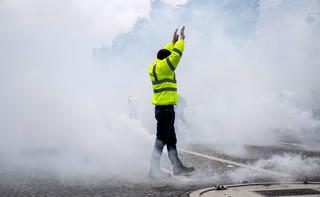 Francja. Rewolta kamizelek przekracza granice