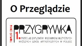 """W Toruniu Przyznano nagrody przeglądu """"Przygrywka"""""""